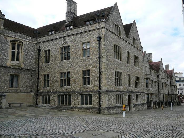 Винчестер (Winchester) - город королей. 62353