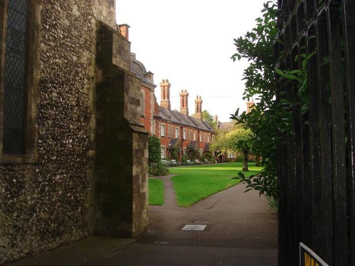 Винчестер (Winchester) - город королей. 32360