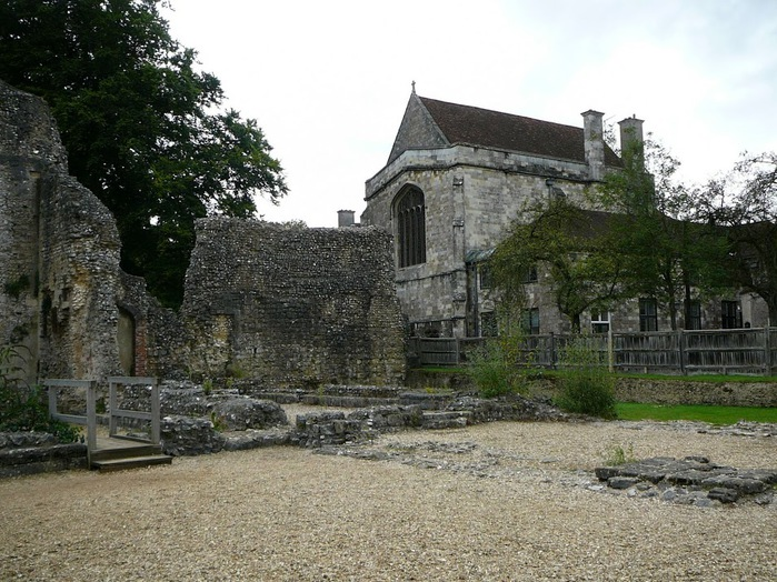 Винчестер (Winchester) - город королей. 75310
