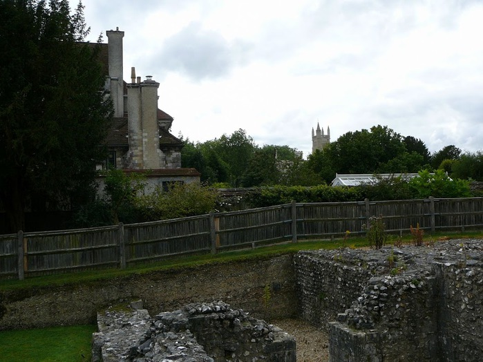 Винчестер (Winchester) - город королей. 10356