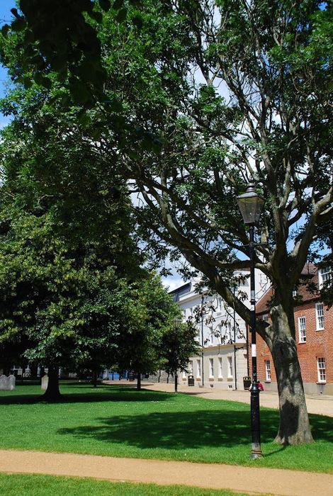 Винчестер (Winchester) - город королей. 35800