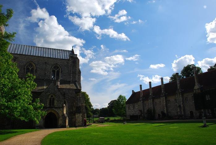 Винчестер (Winchester) - город королей. 60929