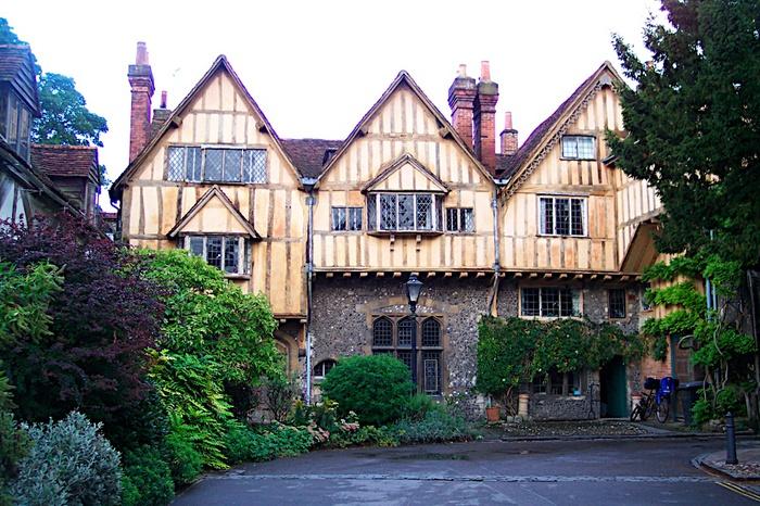 Винчестер (Winchester) - город королей. 98189