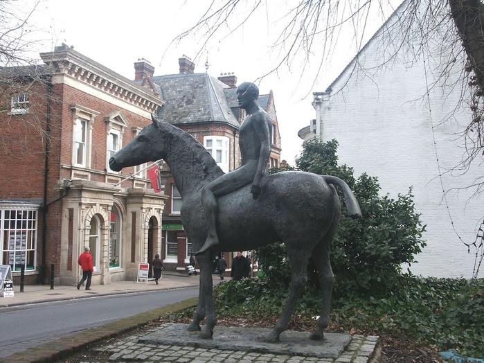 Винчестер (Winchester) - город королей. 16805