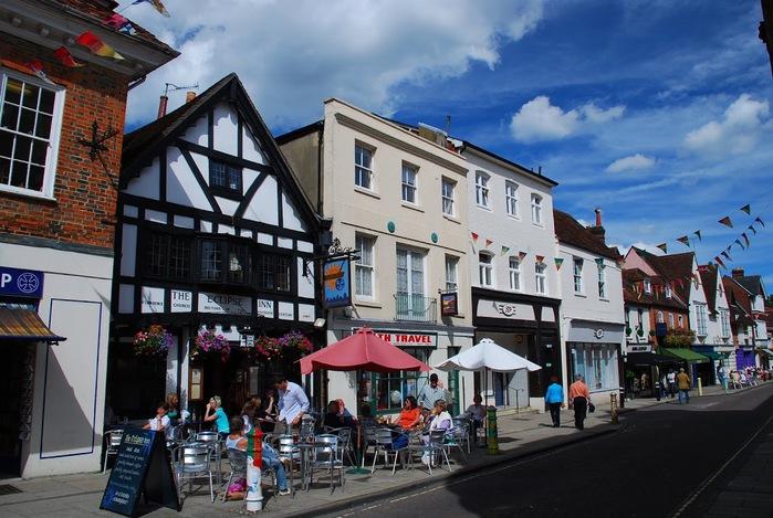 Винчестер (Winchester) - город королей. 87835
