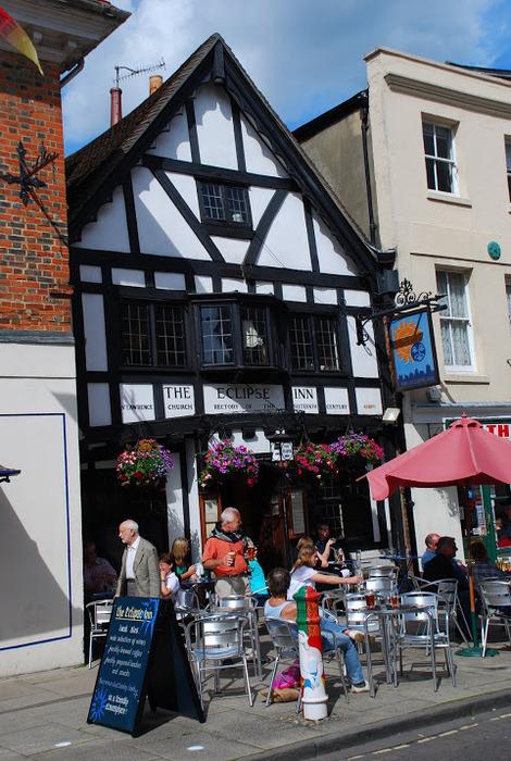 Винчестер (Winchester) - город королей. 18883