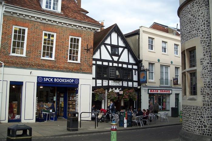 Винчестер (Winchester) - город королей. 35498