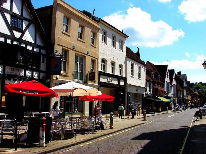 Винчестер (Winchester) - город королей. 16891