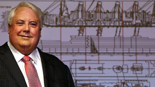 Миллиардер построит копию «Титаника» в Австралии