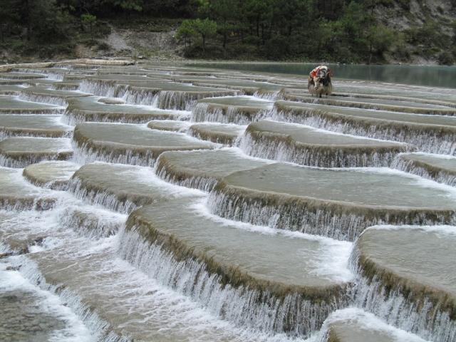 водопад Бэйшутэй китай фото 8 (640x480, 294Kb)