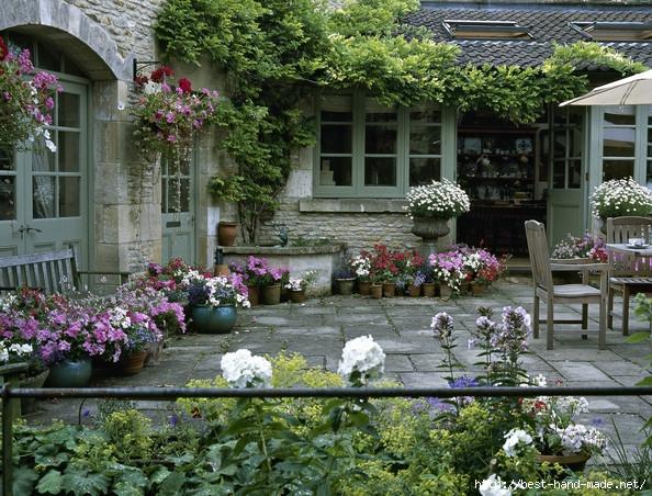 Красивые террасы и патио фото