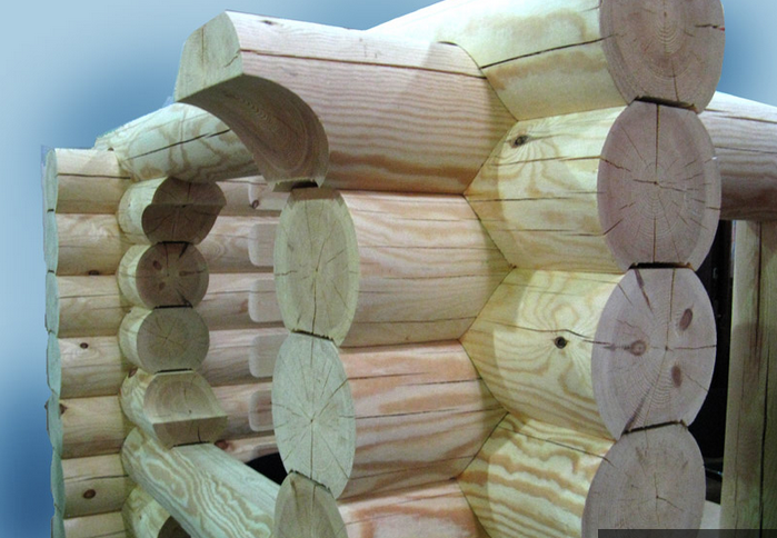 Решение проблем деревянных домов