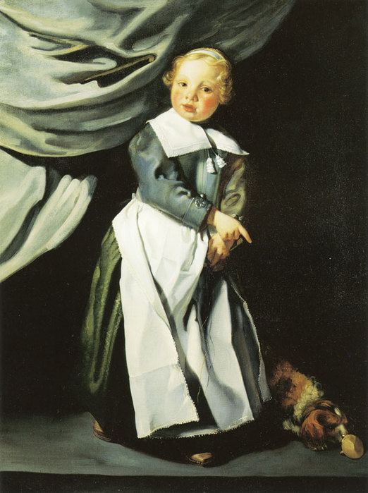 Boy with Top and Dog 1650-55 (522x700, 83Kb)
