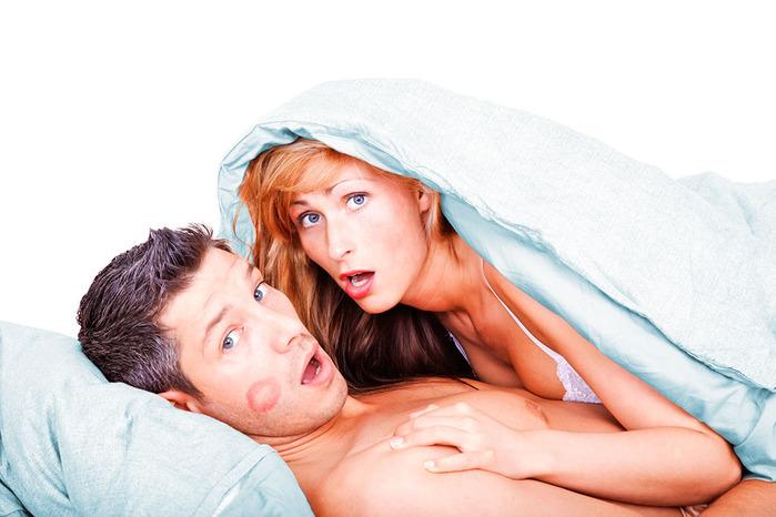 Как сделать что бы муж в постели был только с женой