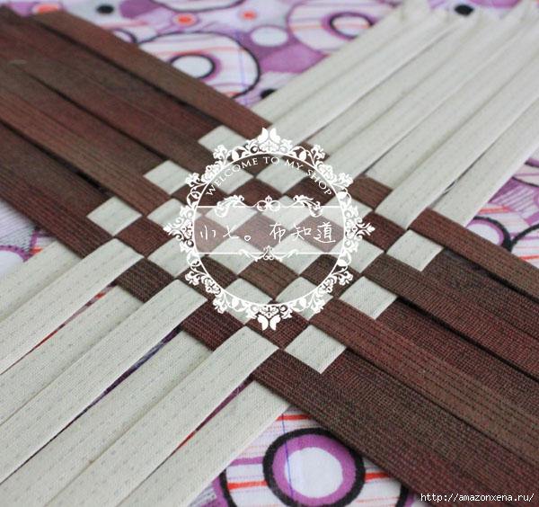 салфетка-плетенка из ткани (7) (600x564, 214Kb)