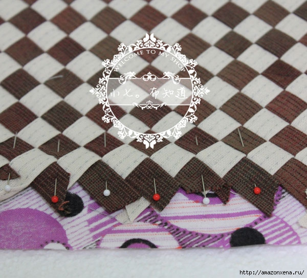салфетка-плетенка из ткани (9) (600x543, 210Kb)