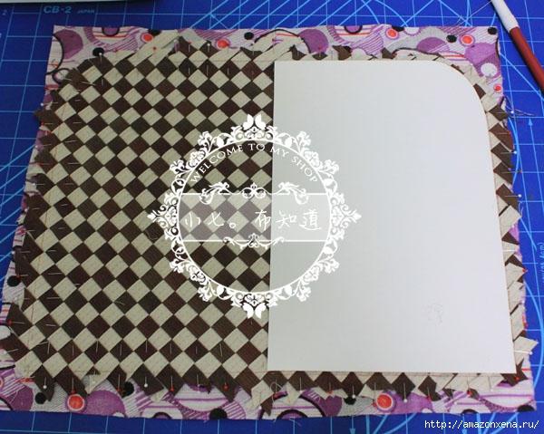 салфетка-плетенка из ткани (11) (600x479, 205Kb)