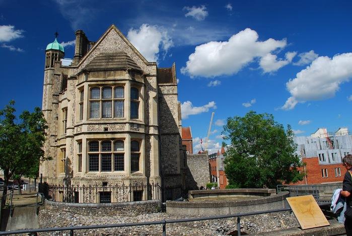 Винчестер (Winchester) - город королей. 13138