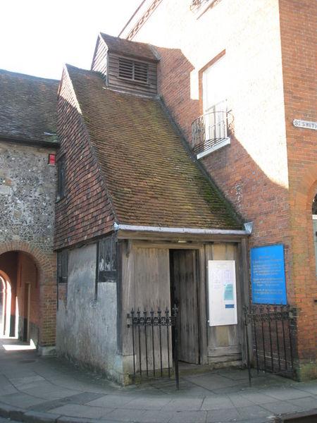 Винчестер (Winchester) - город королей. 65208
