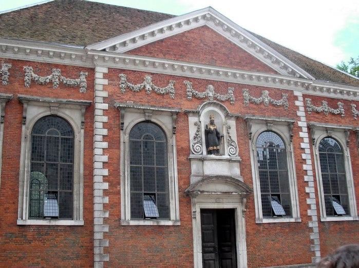Винчестер (Winchester) - город королей. 55580