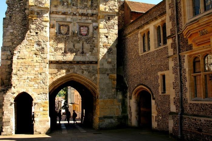 Винчестер (Winchester) - город королей. 55099