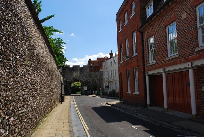 Винчестер (Winchester) - город королей. 36087