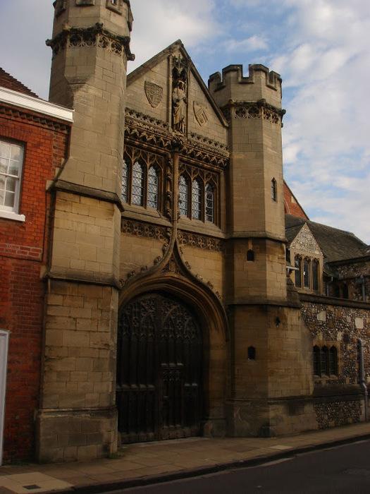 Винчестер (Winchester) - город королей. 28553
