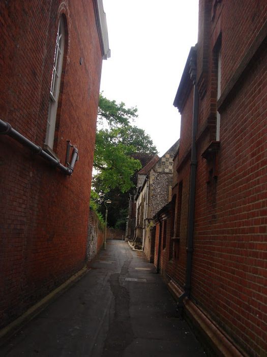 Винчестер (Winchester) - город королей. 80196