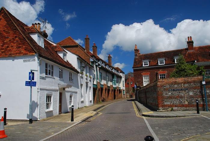 Винчестер (Winchester) - город королей. 77448