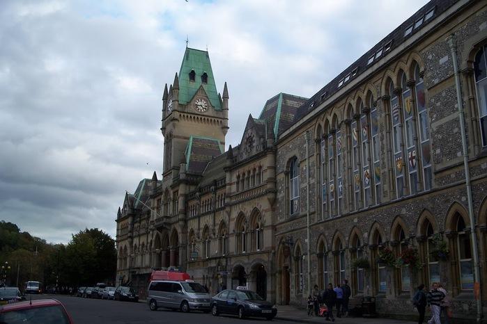 Винчестер (Winchester) - город королей. 24568