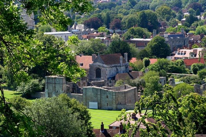 Винчестер (Winchester) - город королей. 84494
