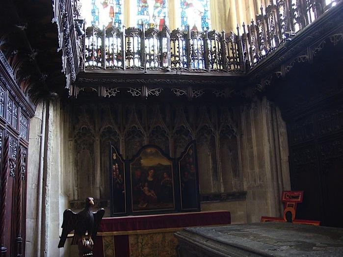 Винчестер (Winchester) - город королей. 49815