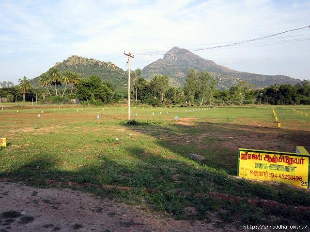 Индия, Тируваннамалай, ашрам Arunachala Ramana Aham, 1 (640x480, 259Kb)