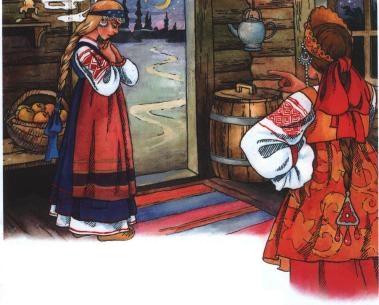 фото из сказки василиса прекрасная