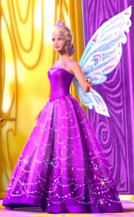 Новость! Вышел маленький трейлер к мультфильму «Барби Марипоса и Принцесса фей»!