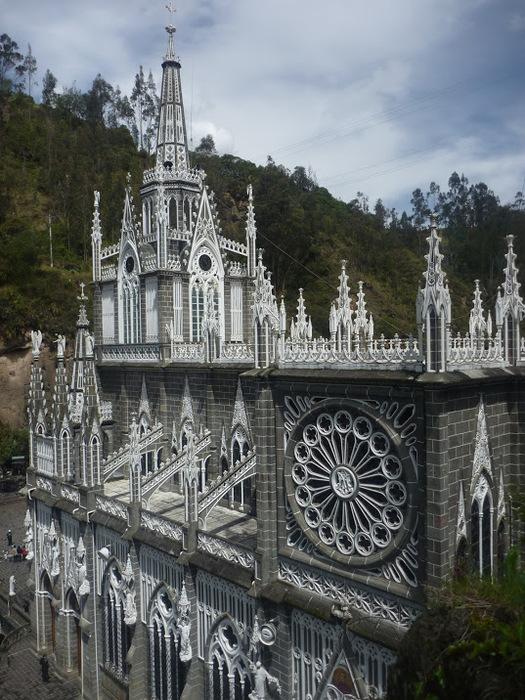 Кафедральный собор Лас-Лахас в Колумбии 61853