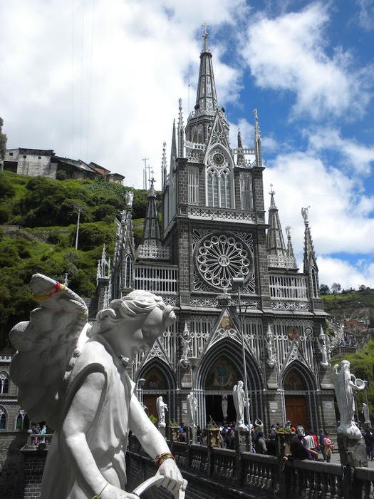 Кафедральный собор Лас-Лахас в Колумбии 86359