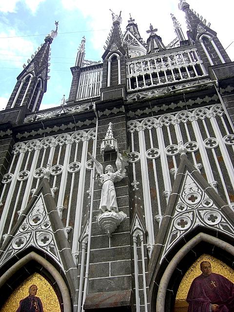 Кафедральный собор Лас-Лахас в Колумбии 65969