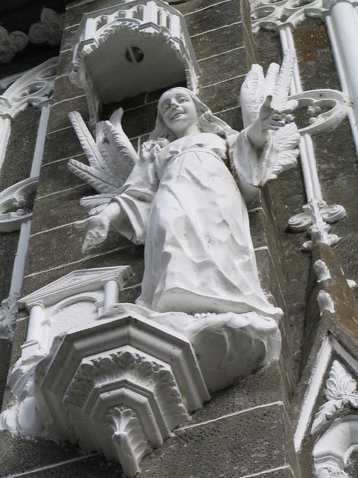 Кафедральный собор Лас-Лахас в Колумбии 13461