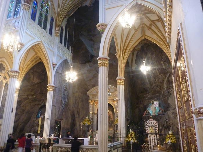 Кафедральный собор Лас-Лахас в Колумбии 84422