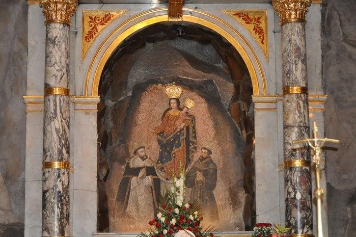 Кафедральный собор Лас-Лахас в Колумбии 20807