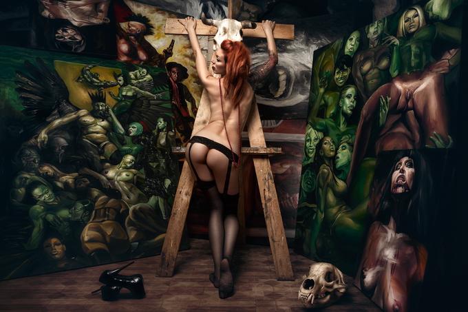 Дэниэл Илинка эротические фото 7 (680x453, 318Kb)