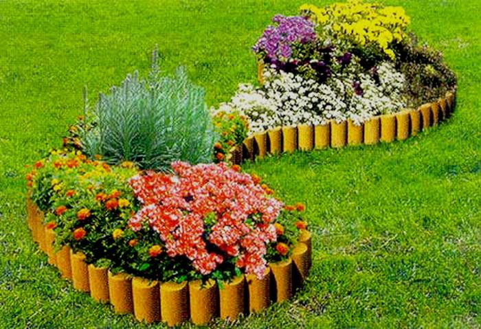 Ландшафтный дизайн садового участка своими руками - 1 Июня 2014 - Анекдоты про дальнобойщиков