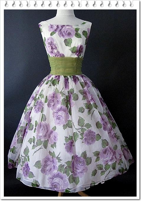 Как сшить платье своими руками в стиле 60 х с пышной юбкой