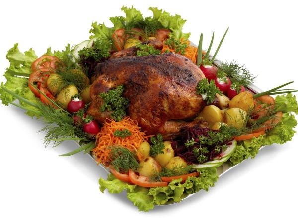 Как готовить курицу в духовке 1