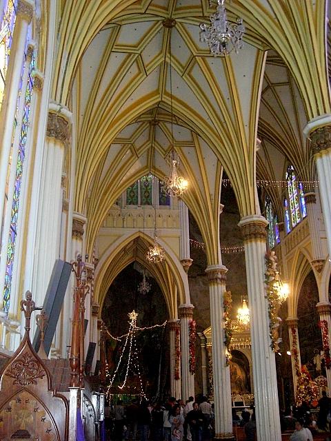 Кафедральный собор Лас-Лахас в Колумбии 32642