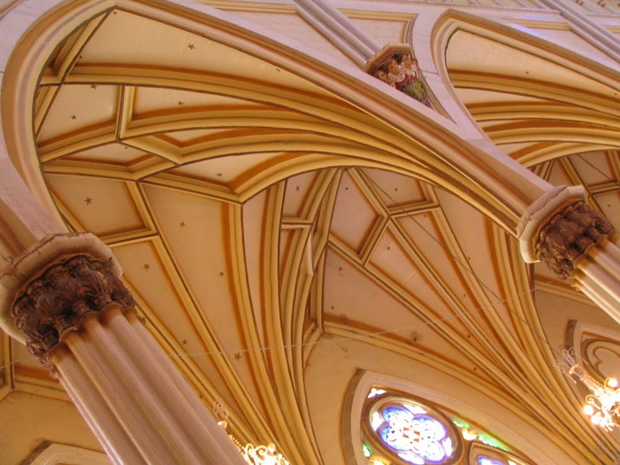 Кафедральный собор Лас-Лахас в Колумбии 91173