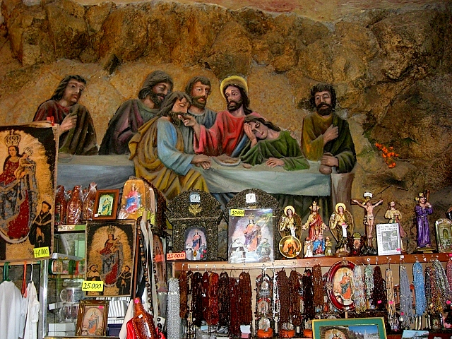 Кафедральный собор Лас-Лахас в Колумбии 35724