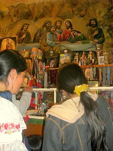 Кафедральный собор Лас-Лахас в Колумбии 14250