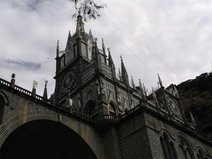 Кафедральный собор Лас-Лахас в Колумбии 98295